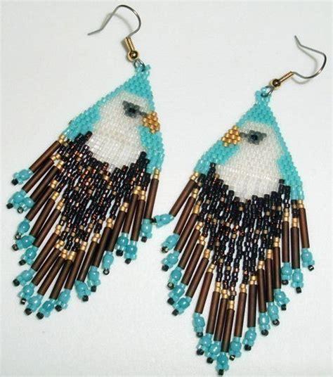 items similar to american beaded earrings tribute