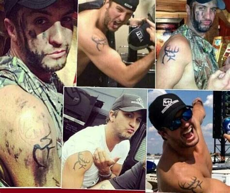 buck commander tattoo luke bryan s buck commander i didn t think that he