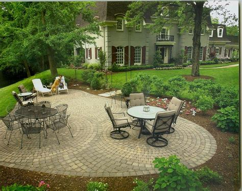 Brentwood Decorative Rock by New Paver Designs Styles Foreshadow Landscaping