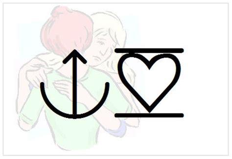 symbol for comfort blissnatural flash cards