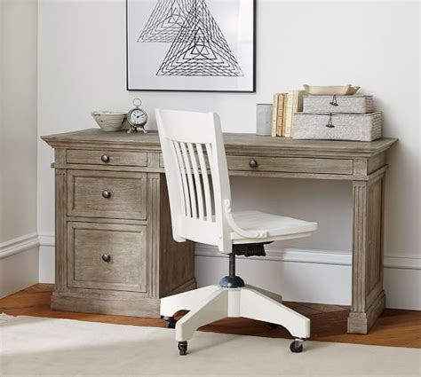 pottery barn small desk livingston small desk pottery barn