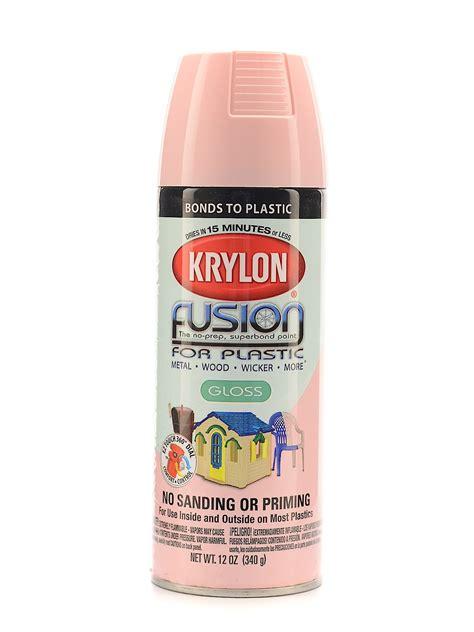 krylon fusion spray paint for plastic ebay
