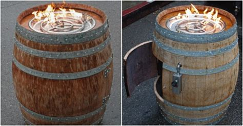 how to a pit table how to build a wine barrel pit table how to