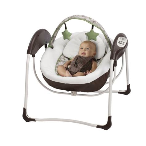 graco glider swing reviews graco glider lite lx gliding swing zuba new born swing