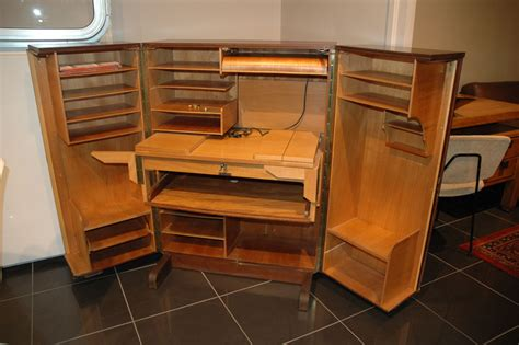 armoire secretaire bureau depliant
