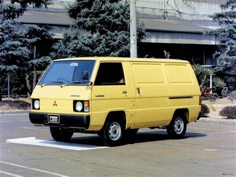 Mitsubishi L300 Van 1979 83 Wallpapers 2048x1536