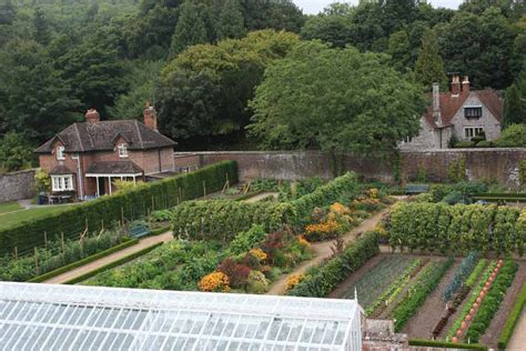Dean Gardens by Award For West Dean Gardens Manager And Pgg Member