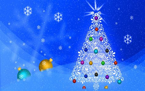 14 white christmas tree wallpapers merry christmas