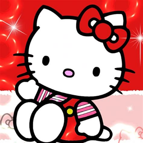 hello kitty wallpaper biru cute hello kitty wallpapers wallpaper cave