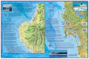 san diego surfing map franko s fabulous maps of favorite