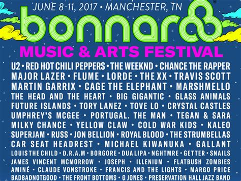 Bonnaroo Ticket Giveaway 2017 - 2017 bonnaroo lineup includes country trifecta tickets on sale now kplx fm