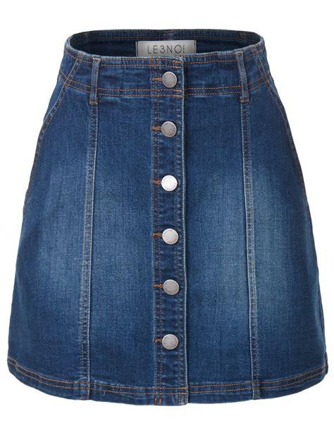 25 best ideas about denim skirts on denim
