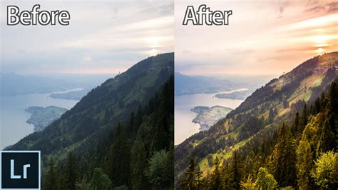 landscape photography editing lightroom lightroom 5 6