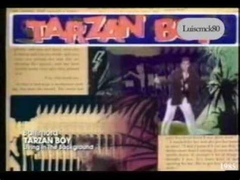 baltimora tarzan boy download tarzan boy baltimora hq audio video mp3 mp4
