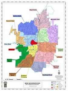 bend oregon maps bend home buyers agency