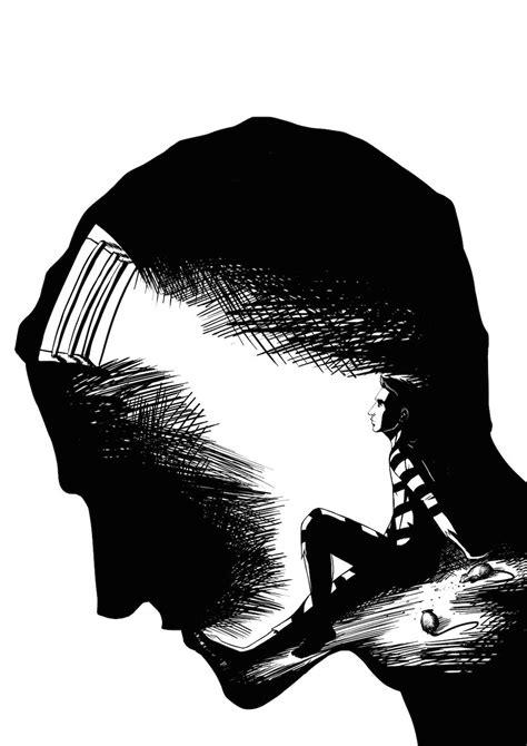 Book Self Design by The Prison Of The Mind Artcorgi Commission Portraits