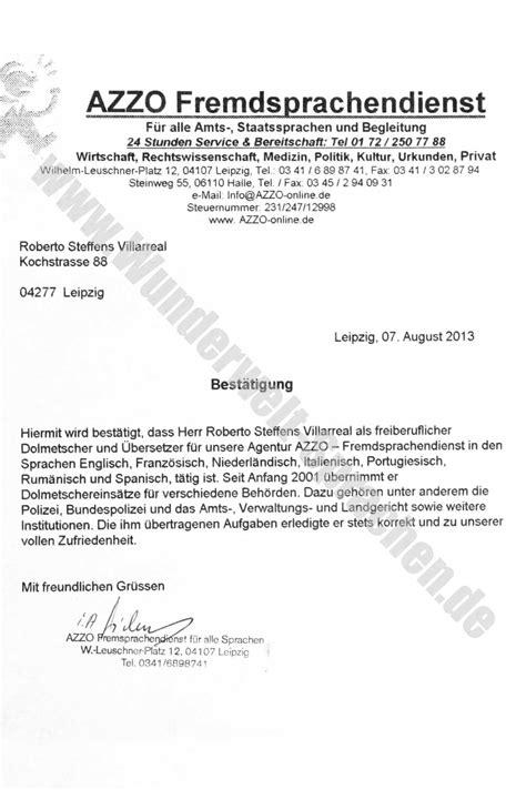 Mit Freundlichen Grüßen Zeugnis Wunderwelt Sprachkurse Leipzig