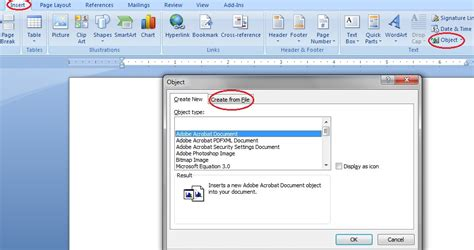 como insertar imagenes a pdf 2 solutions to insert pdf into word easily