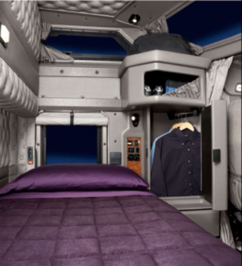 Big Rig Sleeper Cabin by 1000 Images About Cabs Bunks And Sleepers On