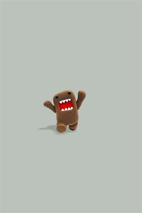 Domo Kun Iphone 5 domo kun iphone wallpaper hd