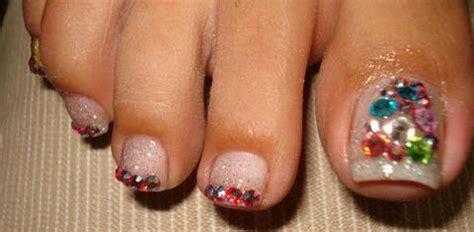 imagenes de uñas de acrilico en los pies unas acrilicas tercera dimension imagui