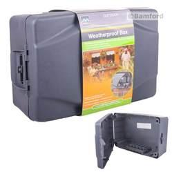 masterplug weatherproof enclosure box for outdoor