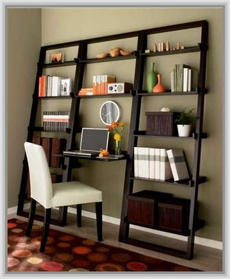 slanted bookshelf ikea living room ladder shelf