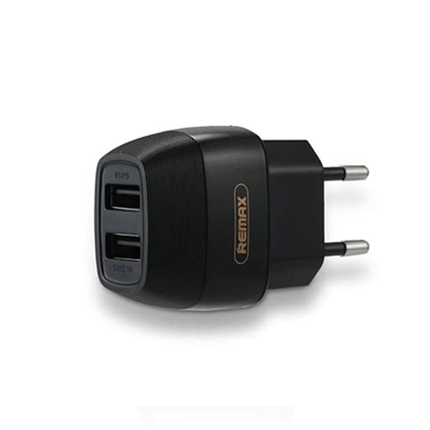 Charger Remax Usb Wall Travel Charger 2 Port 34a Black 1 remax eu 5v 2 1a dual usb travel wall charging charger for samsung xiaomi huawei alex nld