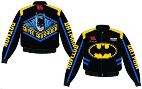 jh design batman jacket 2015 dale earnhardt jr batman caped crusader kids black