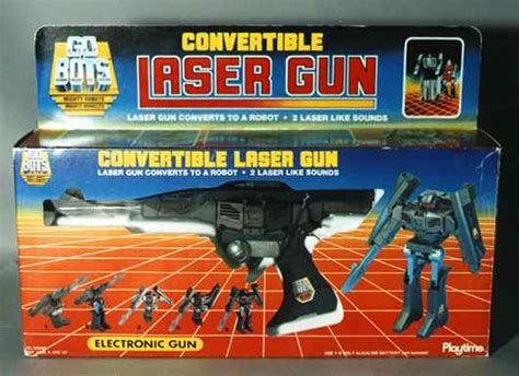 Amazing Light sta gobots monsters laser gun