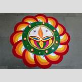 Rangoli Designs With Flowers And Colours   760 x 510 jpeg 50kB