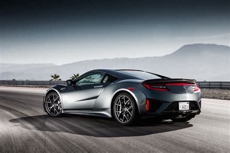 Honda Acura Nsx wallpaper honda nsx acura nsx rear view 2017 cars