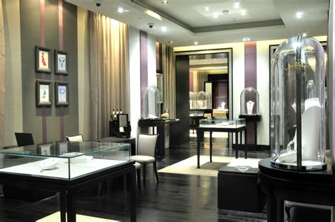 Apartment Layout Design by Van Cleef Amp Arpels Opens First Boutique In Qatar Haute
