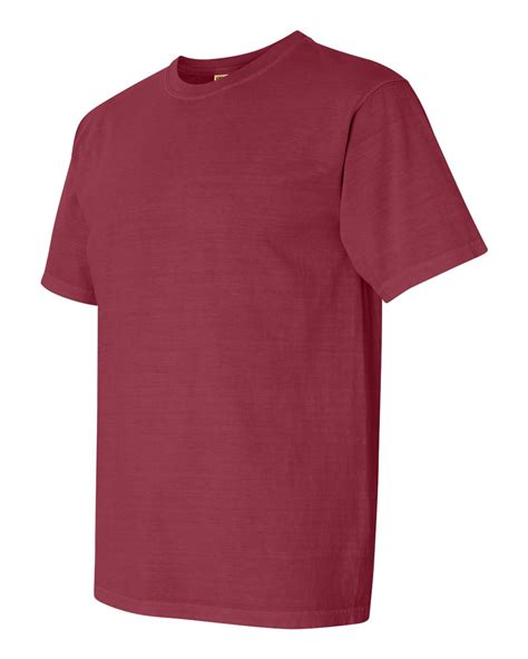 Comfort Colors T Shirt Colors by Comfort Colors Pigment Dyed Sleeve 100 Cotton T
