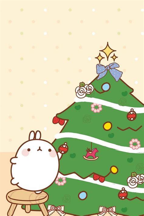 christmas wallpaper kawaii 26 best images about cute xmas wallpaper on pinterest