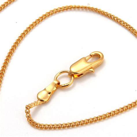 cadena de oro de 100 gramos precio cadena oro laminado 10k 19 5 pulg x 1mm 2 2 gramos 75