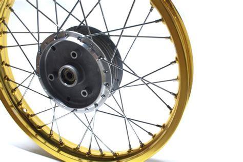 Motorrad Felgen Gold Eloxieren by Simson Gold Eloxiert Speichenrad 1 5x16 Zoll Alufelge