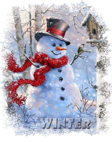 imagenes navidad invierno im 225 genes de navidad mu 241 ecos de nieve gifs animados