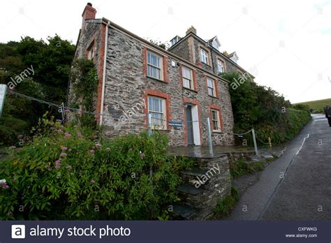 cottages port issac fern cottage port isaac cornwall stock photo royalty free image 50751220 alamy