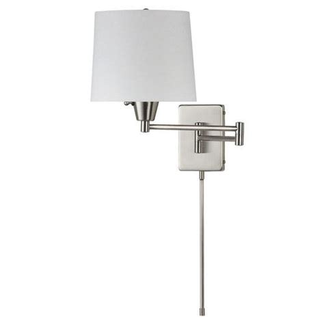 swing arm sconces bedroom top 25 ideas about plug in wall sconce on pinterest plug