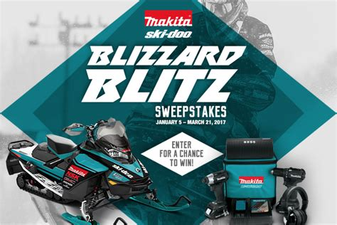 Asp Sweepstakes - supertraxmag com blizzard blitz sweepstakes