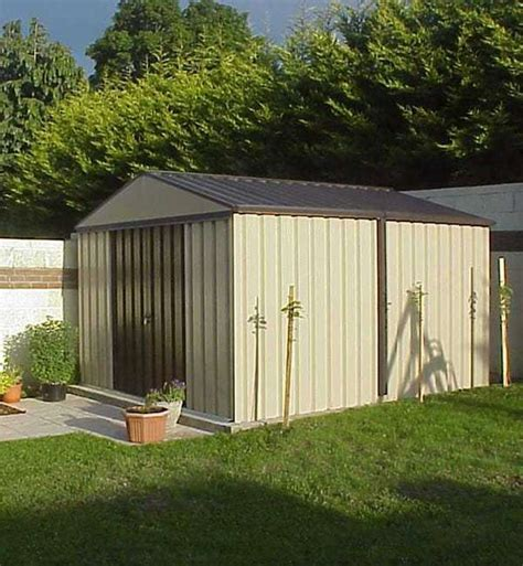 metal shed 10ft x 19ft quality steel sheds