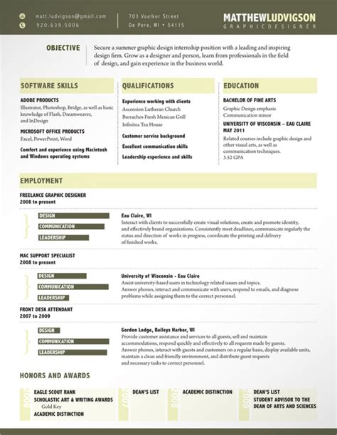 cool resume format 28 amazing exles of cool and creative resumes cv