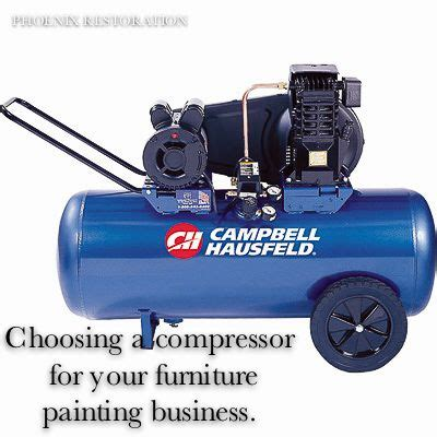 how to choose an air compressor for your furniture business nightstands restoration and milk