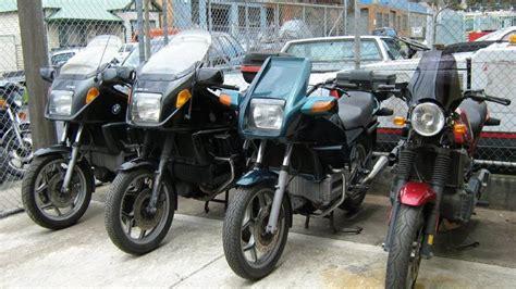 Suzuki Motorcycle Wreckers Melbourne Bmw K100 S At Melbourne Motorcycle Shop