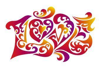 top love tattoos: symbols of love