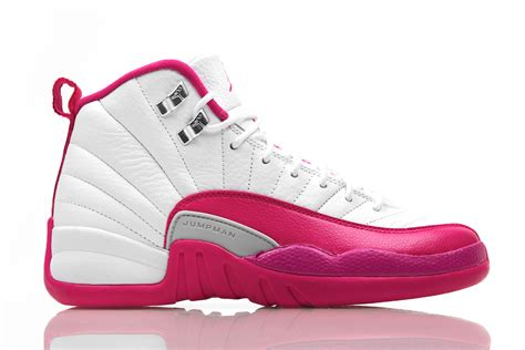 air jordan 12 retro dynamic pink sneaker release calendar