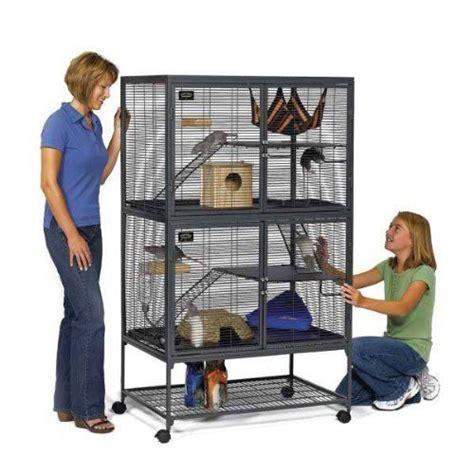 living room cage living room series 4 level ferret cage large chinchilla rat rabbit indoor hutch ebay