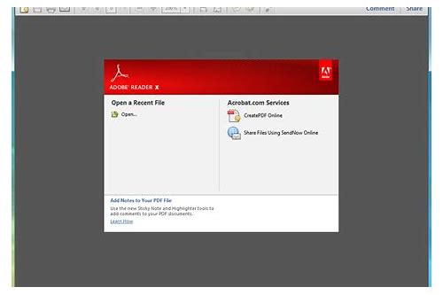 descargar adobe reader baixaki gratis para pc