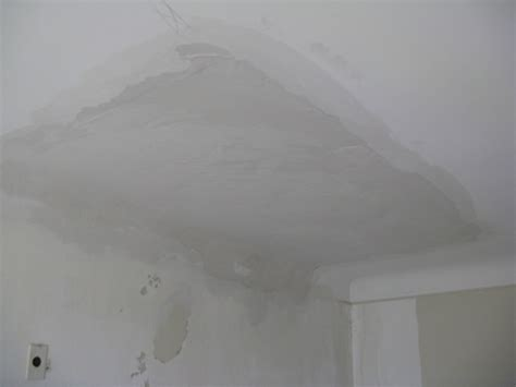 Water On Ceiling by Water Damage Cove Ceiling Drywall Contractor Talk